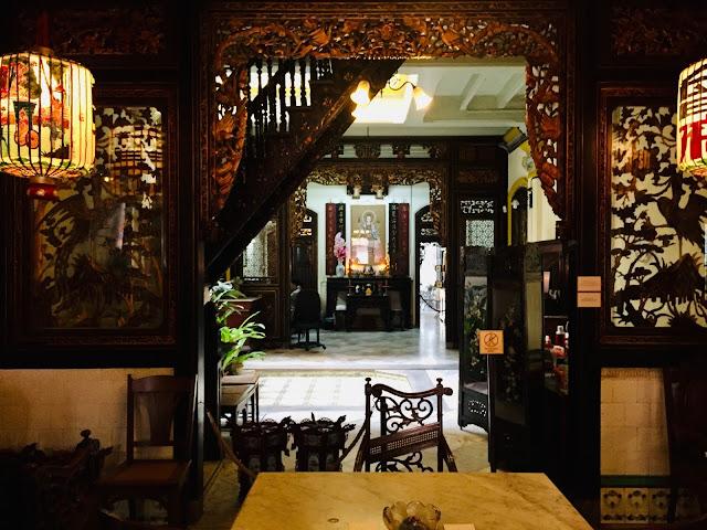 The Baba Nyonya House Museum (Melaka)