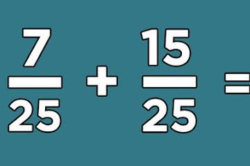 Половина населения не может пройти этот тест по математике