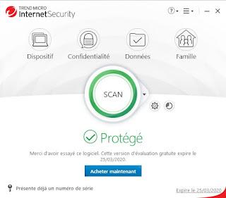 2 - اداة Trend Micro Internet Security