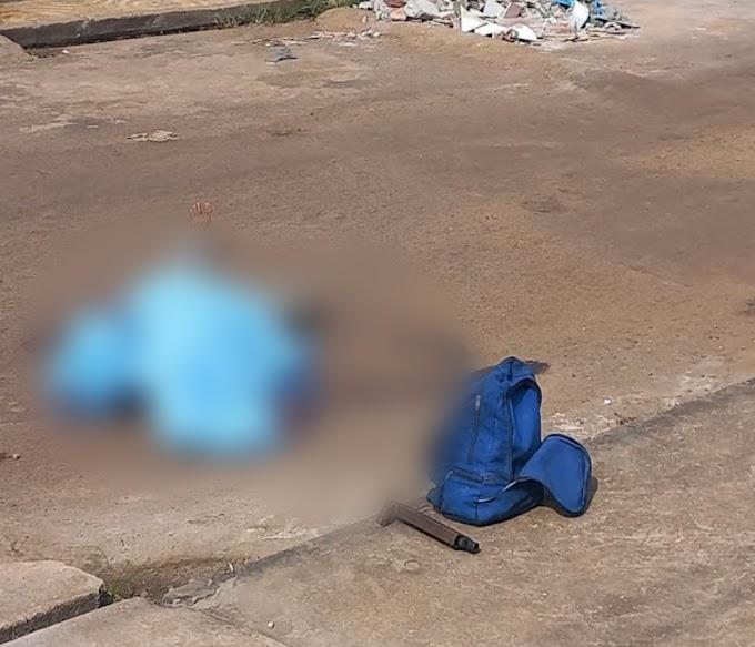 Irmã mata irmão gêmeo com golpe de faca na cidade de Açailândia no Maranhão