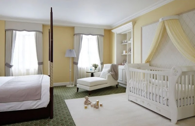 parent and baby room ideas