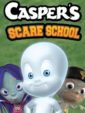 Casper, escuela de sustos / T1 / Castellano HD [13/26]