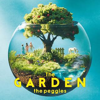 the peggies 2nd album, The GARDEN details CD DVD tracklist info album terbaru the peggies lyrics
