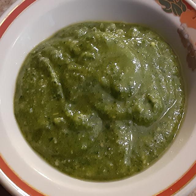Make Fresh Basil Pesto