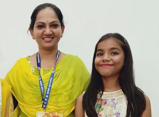 कोमल ने स्वर्ण पदक के साथ किया मनपा का नाम रोशन    #NayaSaberaNetwork
