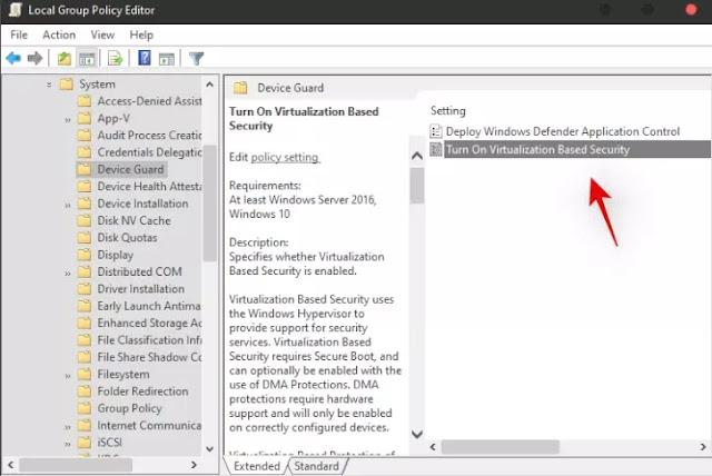 Cara Menonaktifkan VBS di Windows 11-7