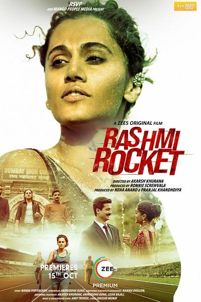 Download Rashmi Rocket (2021) Hindi 720p + 1080p WEB-DL ESub