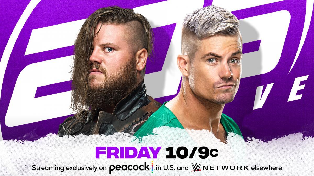 Cobertura: WWE 205 Live (20/08/2021) – O chefe!