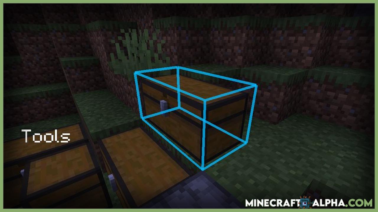 Minecraft Chest Tracker Mod 1.17.1 (Track Items)