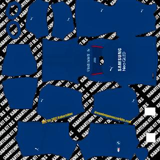 Suwon Samsung Bluwings FC DLS Kit 2021
