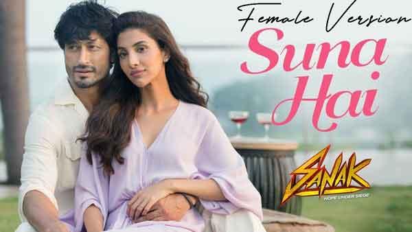 filmywap movies sanak suna hai female version lyrics genius