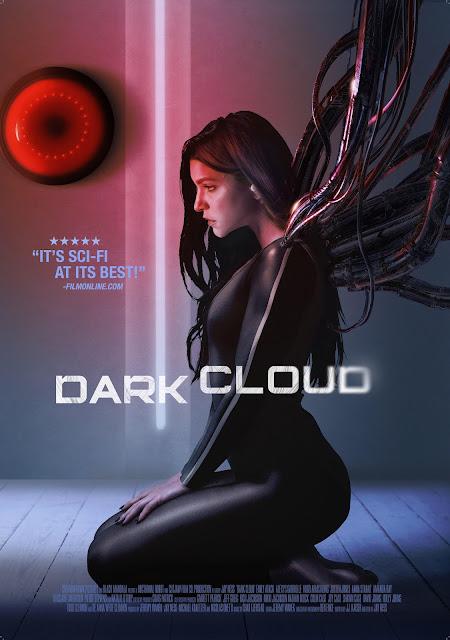 """Tràiler de DARK CLOUD, pel·lícula de ciència-ficció """"més pertorbadora que un episodi de Black Mirror"""""""
