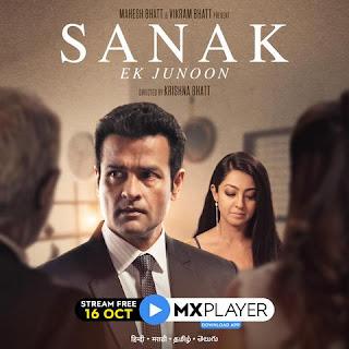 Download Sanak Ek Junoon (2021) Season 1 HD 480p 720p All Episode