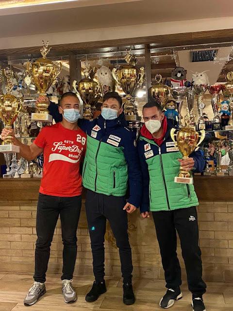 Приключиха последните състезания  от лятната надпревара за Балканската купа по ски бягане