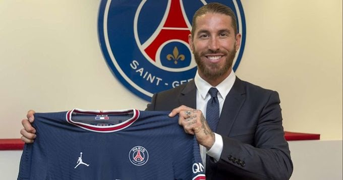 Sergio Ramos to make his awaited debut after 3 months joining PSG