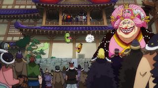 ワンピースアニメ 994話 ワノ国編 | ONE PIECE ビッグマム