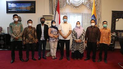 Gubernur Dukung KPID NTB Gagas Radio Komunitas Desa Gemilang