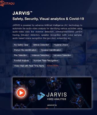 Gurugram-based AI-powered audio and video analytics startup Staqu Technologies