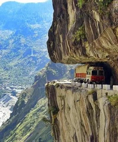 काराकोरम हाईवे पाकिस्तान - Karakoram highway Pakistan