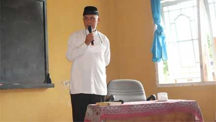 Mahyeldi Kunjungi Pondok Pesantren Syekh H. Musa Kabun Tapakis