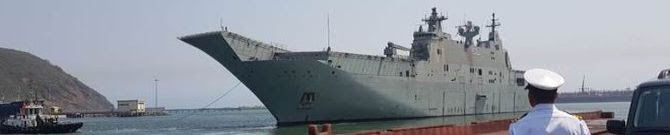 India, Australia Sign Terms of Reference For Conduct of Navy To Navy Talks