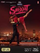 Shiddat (2021) HDRip Hindi Full Movie Watch Online Free