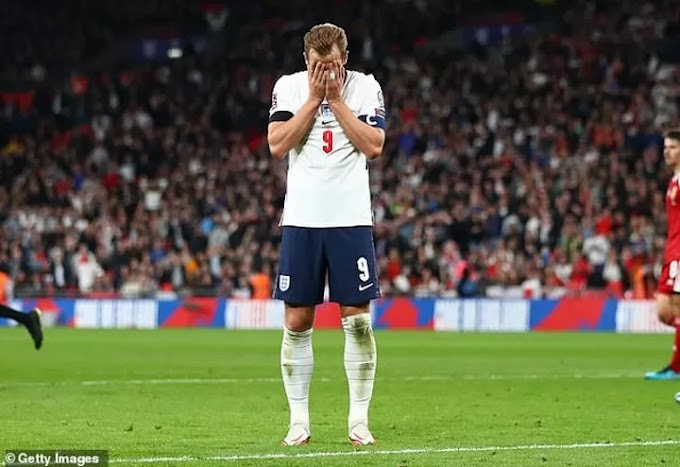 Roy Keane slams Harry Kane's poor performance in draw with Hungary