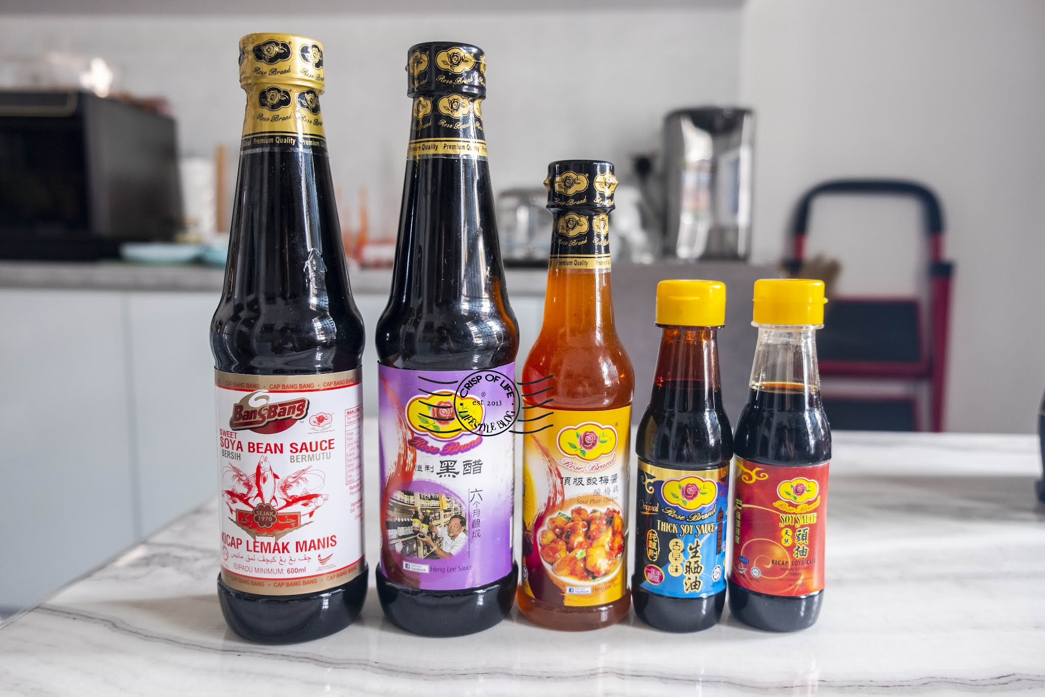 Brilliant Ardent Food Supplies Penang Brand Soy Sauce Heng Lee