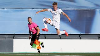 De nuevo, tablas. Real Madrid Castilla 1-1 Badajoz.