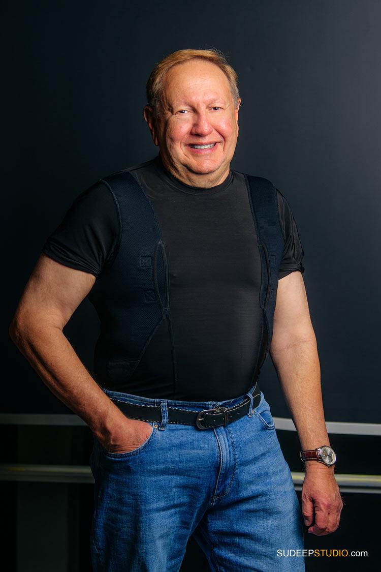 Professional Portraits for Senior Men Online Dating by Ann Arbor Portrait Photographer