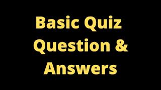 8th Tamil Basic Quiz Answer key