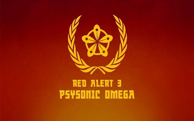 Red Alert 3 Psysonic Omega