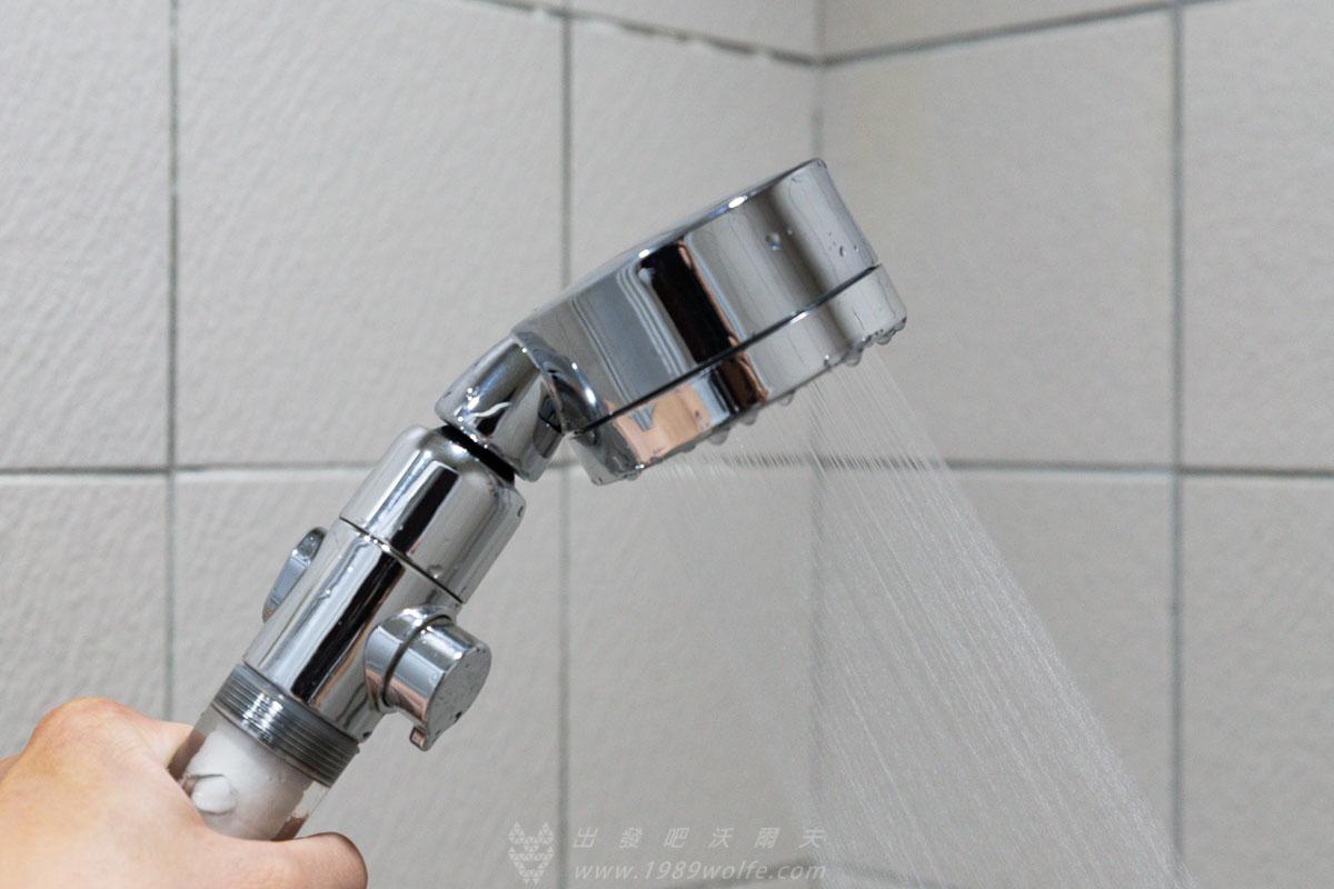 一鍵止水增壓過濾蓮蓬頭 三檔調節 可拆卸花灑 手持淋浴噴頭 節水蓮蓬頭 恆溫淋浴 淋浴水龍頭