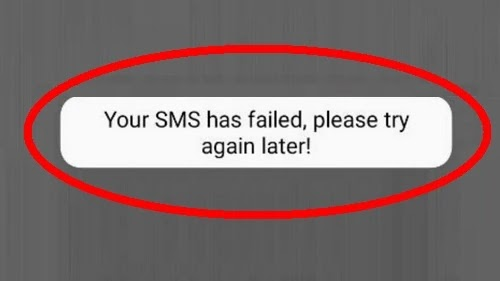 How To Fix Your SMS Has Failed, Please Try Again Later Probelm Solved Axis Mobile App