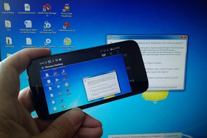 7+ Cara Remote PC Pakai Android