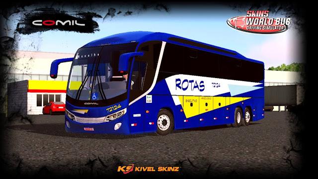 COMIL 1200 6X2 - VIAÇÃO ROTAS DO TRIÂNGULO