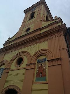 Храм Силазак Светог духа на апостоле- Мошорин