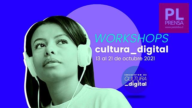Workshops en Cultura Digital