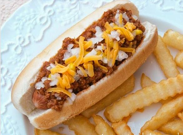 Coney Island Hot Dog Sauce
