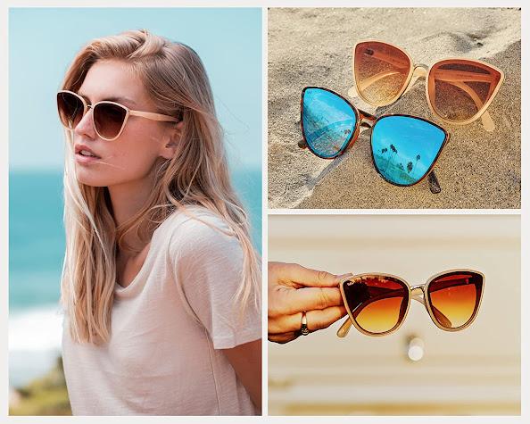 Trendy Affordable Oversized Cat Eye Sunglasses