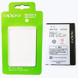 Baterai Handphone Oppo BLP565 Yoyo R2001 Neo 3 K R831K R831 Original OEM Batre Batrai Battery