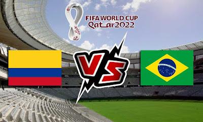 كولومبيا و البرازيل بث مباشر
