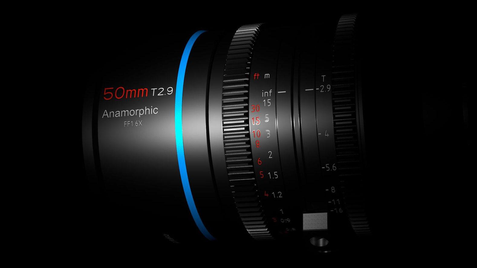 Объектив Sirui 50mm T2.9 1.6x