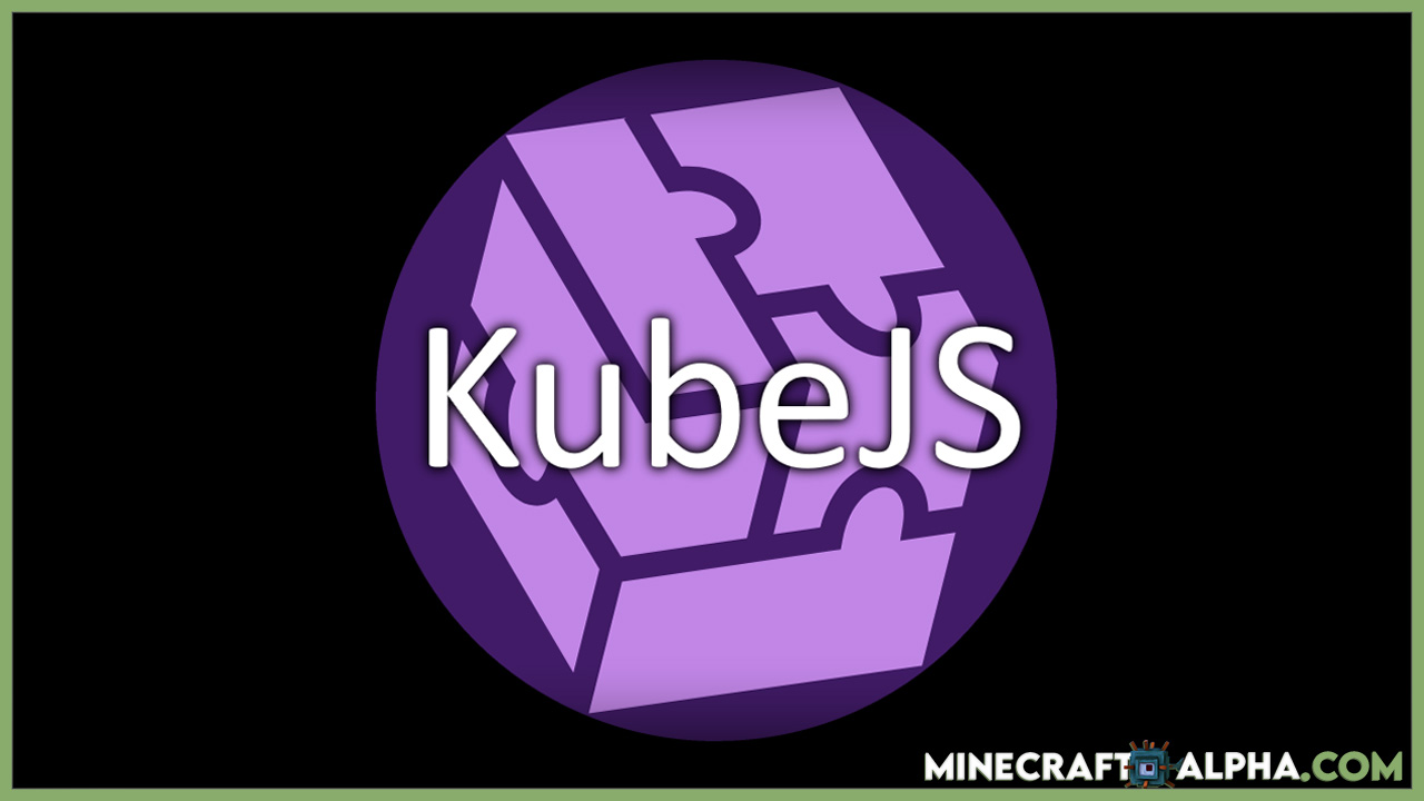 Minecraft KubeJS Library 1.17.1 (Library for LatvianModder's Mods)