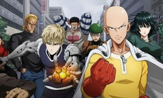 All S Class Heroes And Their Powers From One Punch Man