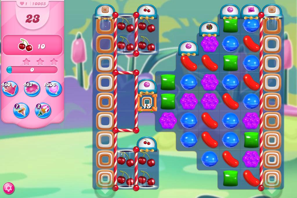 Candy Crush Saga level 10065