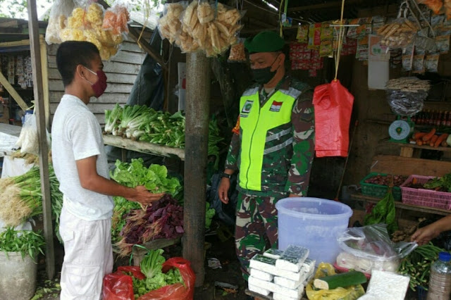 Kalah Test Pisikotest TNI - AD Tahun 2021, Babinsa Yuniaro Minta Rindi Pratama Agar Tidak Putus Asa