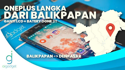 Servis Oneplus X Indonesia | Ganti LCD dan Battery | Cara Bongkar Oneplus X
