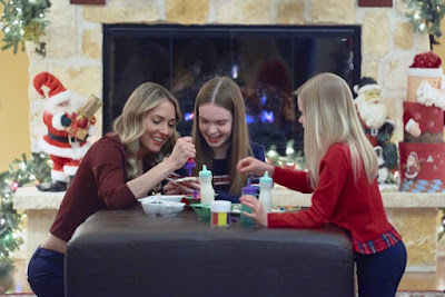 No matter how fun Kate might be, Maggie IS Christmas because she's the mom! Image: Crown Media