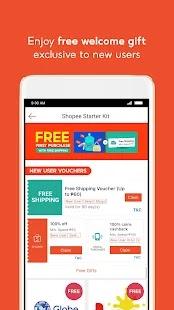 Download Shopee MOD Apk Latest Version 2021